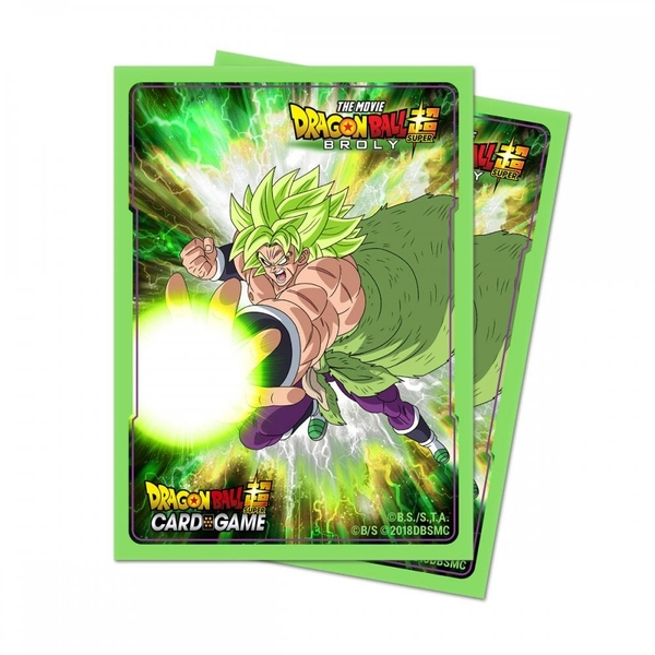 Ultra Pro Dragon Ball Super Broly (65 Sleeves)
