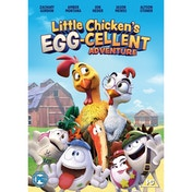 Little Chickens Egg-cellent DVD