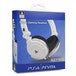 4Gamers Stereo Gaming Headset Dual Format White PS4 & PS Vita - Image 3