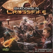 Shadowrun Crossfire Deck Building Game