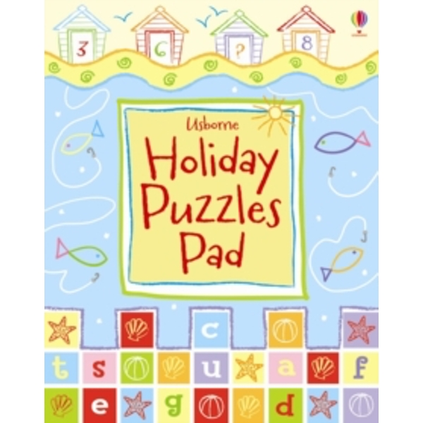 Holiday Puzzle Pad by Phil Clarke (Paperback, 2012)