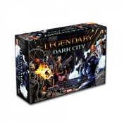 Marvel Legendary Deck Building Dark City Expansion