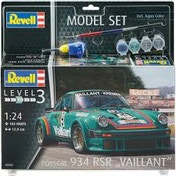 Porsche 934 RSR Vaillant 1:24 Revell Model Kit