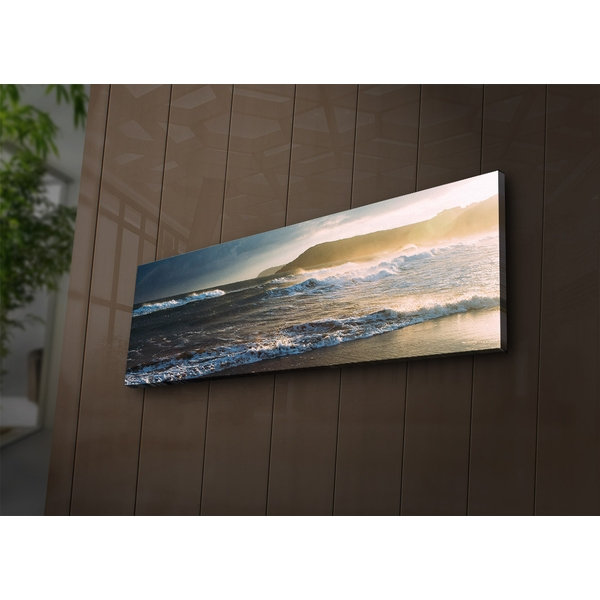 3090?ACT-69 Multicolor Decorative Led Lighted Canvas Painting