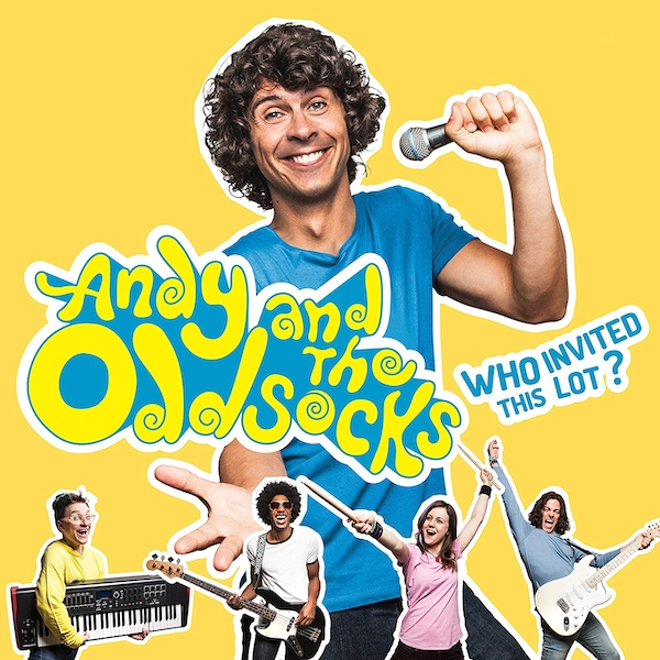 Andy And The Odd Socks - Who Invited This Lot? CD