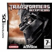 Transformers Decepticons Game DS