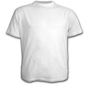 Urban Fashion Men's Large T-Shirt - White