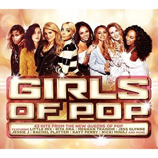Girls Of Pop
