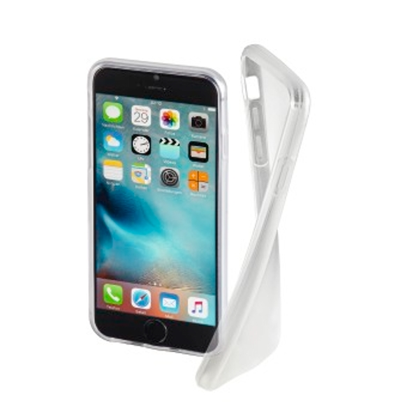 """Hama """"Crystal Clear"""" Cover for Apple iPhone 7/8, transparent"""