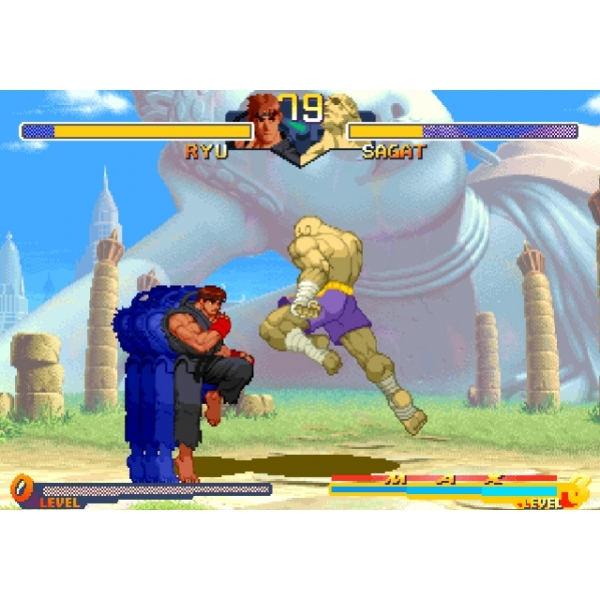 Street Fighter Alpha Anthology Game PS2 - Image 2