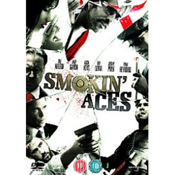 Smokin' Aces DVD