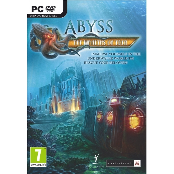 Abyss The Wraiths of Eden Game PC