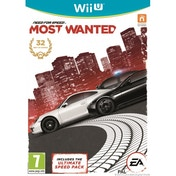 Need for Speed Most Wanted Game [2012] Wii U