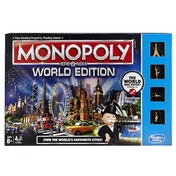 Here & Now Monopoly World Edition Board Game