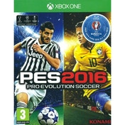 Pro Evolution Soccer 2016 UEFA Euro Edition Xbox One Game