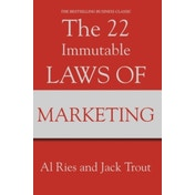 The 22 Immutable Laws Of Marketing by Al Ries, Jack Trout (Paperback, 1994)