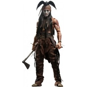 Hot Toys Movie Master Piece 1/ 6 Scale The Lone Ranger Tonto Collectible Figure
