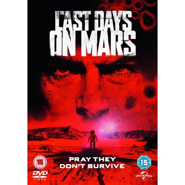 The Last Days on Mars DVD