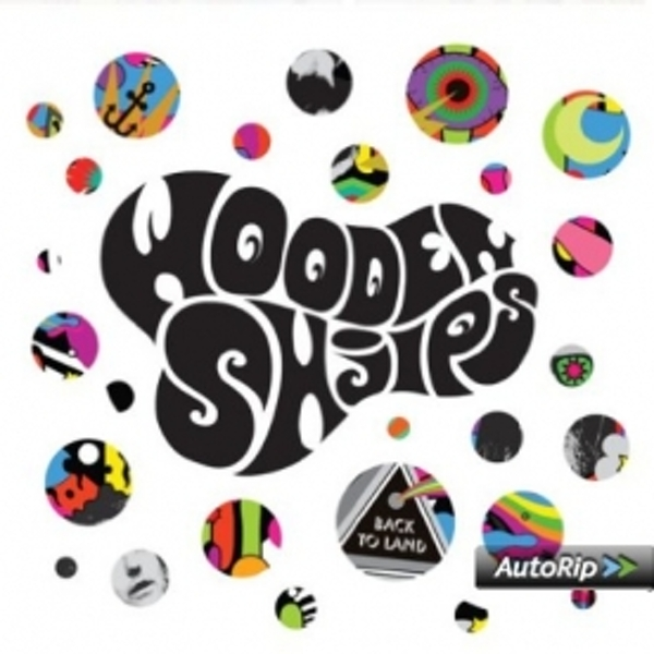 Wooden Shjips - Back To Land CD