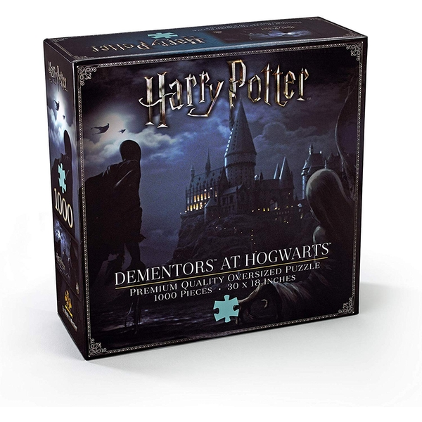 Dementors at Hogwarts 1000pc Jigsaw Puzzle By Noble Collection