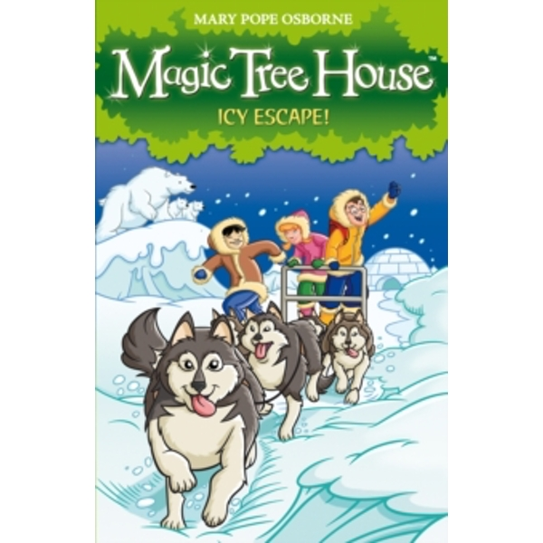 Magic Tree House 12: Icy Escape! by Mary Pope Osborne (Paperback, 2009)