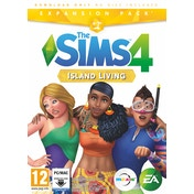 The Sims 4 Island Living PC Game