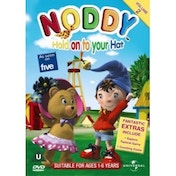 Noddy Hold On To Your Hat DVD