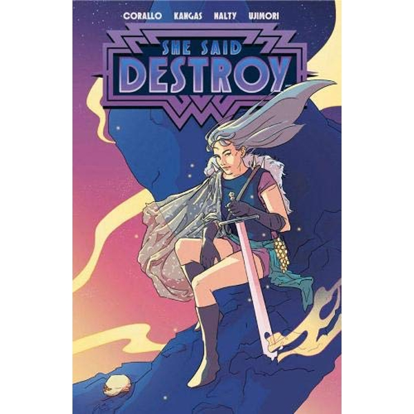 She Said Destroy Vol. 1 TPB