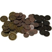 Sword & Sorcery Metal Coins Accessory Pack