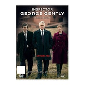 Inspector George Gently Series Eight 8 Eighth Season Region 2 DVD BBC Drama