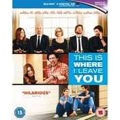 This Is Where I Leave You Blu-ray
