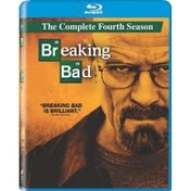 Breaking Bad Season 4 Blu-ray + UV Copy