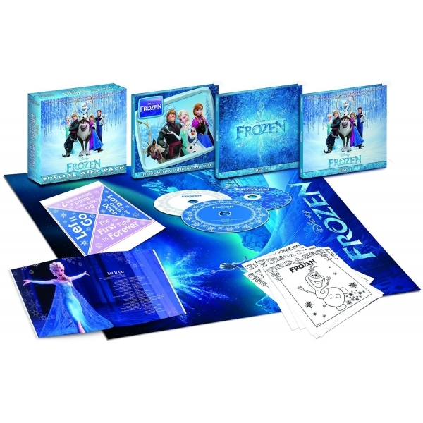 Disney Frozen Special Gift Pack CD - Image 2