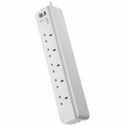 APC Essential SurgeArrest 5 outlets with coax protection 230V UK Plug