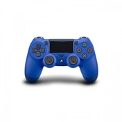 Ex-Display New Sony Dualshock 4 V2 Wave Blue Controller PS4
