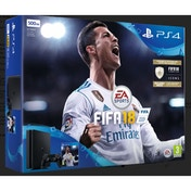 PS4 500GB Console FIFA 18 Bundle