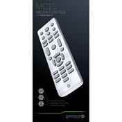 Gioteck MC1 White Media Remote Control Xbox One