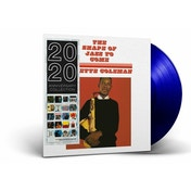 Ornette Coleman – The Shape Of Jazz To Come Blue Vinyl