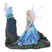 Luminescent Fairy Figurine