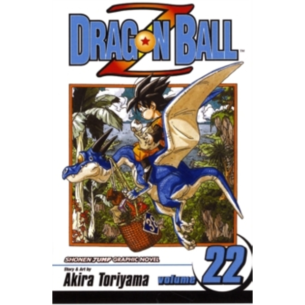 Dragon Ball Z, Vol. 22 : 22