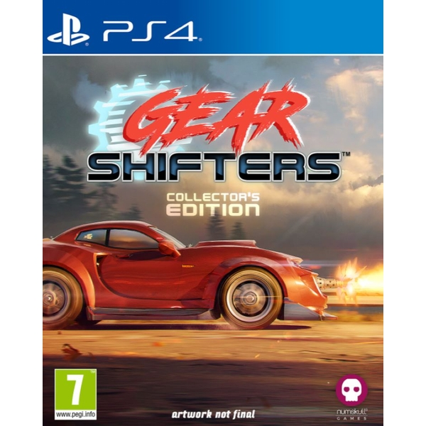 Gearshifters Collector's Edition PS4 Game