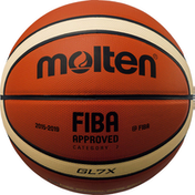 Molten BGMX Match Basketball - FIBA Approved Size 5
