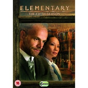Elementary: The Fifth Season DVD