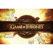 Game of Thrones - Logo Maxi Poster