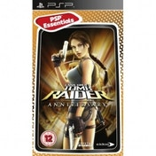 Tomb Raider Anniversary Edition Game (Essentials) PSP
