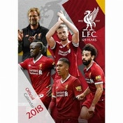 Liverpool F.C. Official 2018 Calendar