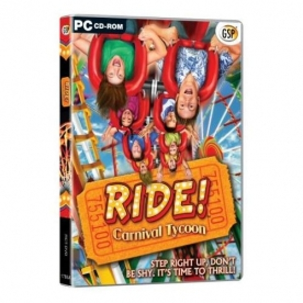 Ride Carnival Tycoon Game PC