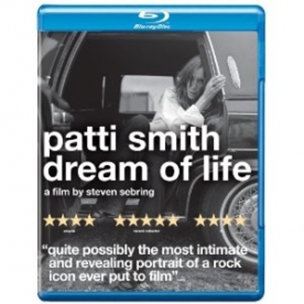 Patti Smith - Dream Of Life Blu-Ray