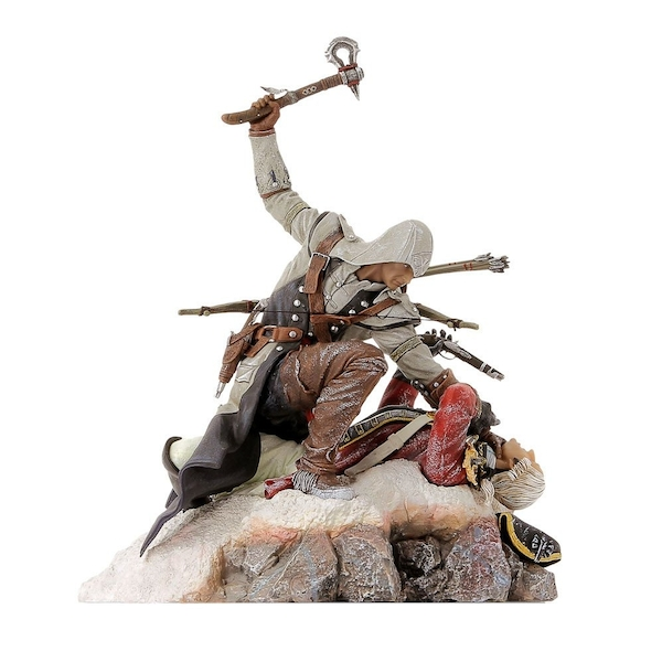 Connor The Last Breath (Assassin's Creed III) Figurine - Image 3