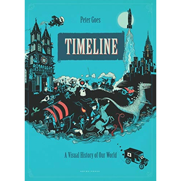 Timeline by Peter Goes (Paperback, 2015)